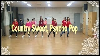 COUNTRY SWEET,PSYCHO POP
