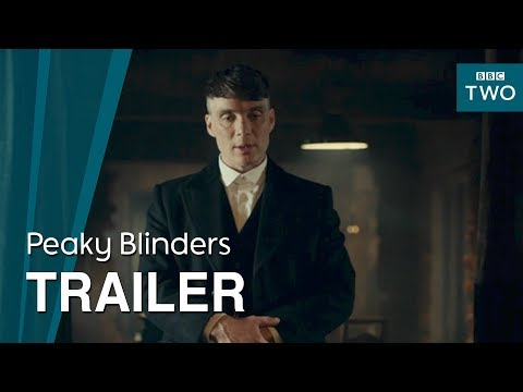 Peaky Blinders Season 4 (UK Promo)