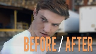 Before & After VFX - Not-So-Virtual Reality