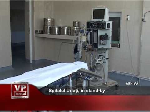 Spitalul Urlați, în stand-by