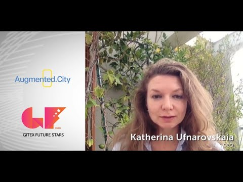 In Conversation with Augmented.City's CEO - Katherina Ufnarovskaia