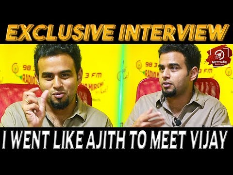 Exclusive Interview With Mirchi Vij ..