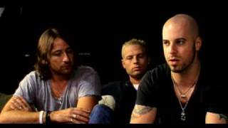 Daughtry Talk About 'Supernatural'