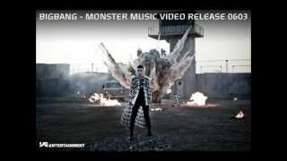 BIGBANG Monster Music Video Teaser Image Montage [HD]