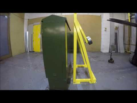 Impact Testing Video by Rainford Solutions Ltd