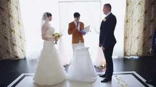 Ведущий сорвал свадьбу (Предложение руки и сердца Брянск)