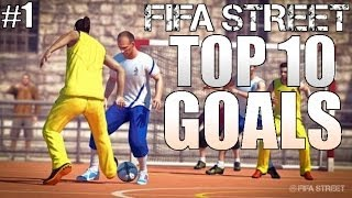 FIFA Street 4   Top 10 Goals Of The Week #1   LaazrGaming