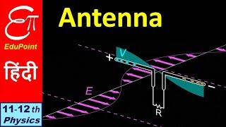 🔴 ANTENNA || Communication System - Part 3 || in HINDI