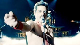 NEW Bohemian Rhapsody Trailer: Rami Malek Becomes Freddie Mercury