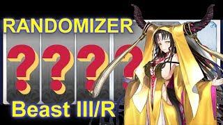 Beast III/R  - (Fate/Grand Order) - FGO NA | Beast III/R – RANDOM SERVANTS