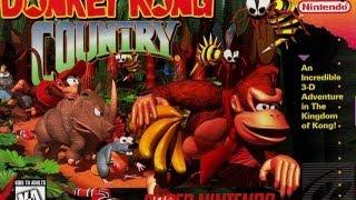 Donkey Kong Country Video Walkthrough