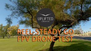Titan DC5 FPV Reel-Steady GoPro8 Tree Gaps - Drone Flight Camera Test