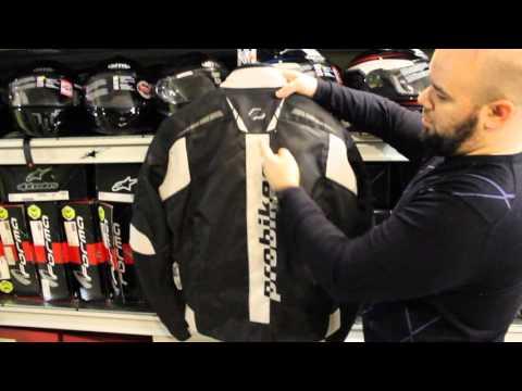 Обзор текстильной куртки Probiker