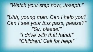 Adam Sandler - The Beating Of A High School Bus Driver Lyrics