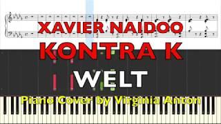 Welt X. Naidoo & Kontra K Piano Cover