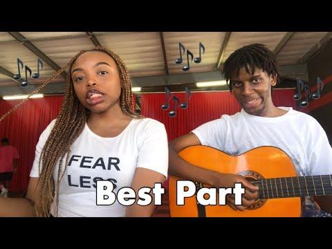 Best Part - Daniel Caesar ft. H.E.R (Jamming w/ Lefo)