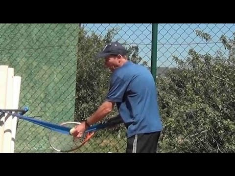 Dica de tênis: tensão na corda e anti-vibrador - Tennis Tips by Newton Tenins