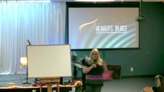 Courts of Heaven - Pastor Cheryl given upgrade in heaven