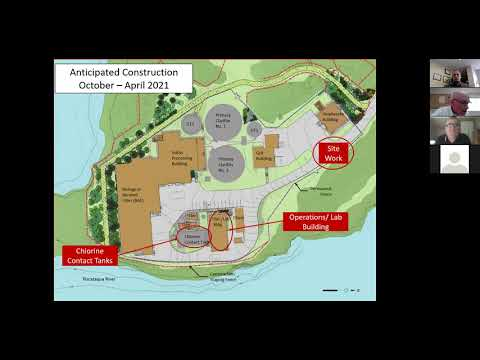 10.21.20 Peirce Island Wastewater Treatment Plant Construction Meeting