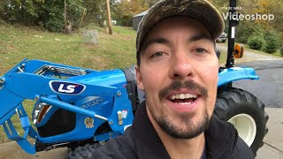 #91 LS XR3135 30Hr review! This tractor is great!