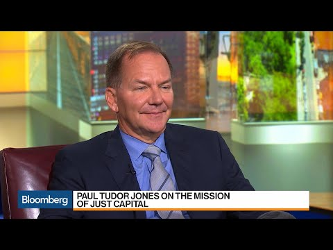 Paul Tudor Jones on JUST Capital, U.S. Recession, and Gold