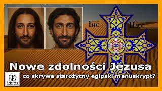 Odnaleziony koptyjski manuskrypt ujawnia nowe zdolności Jezusa i skrywaną tajemnicę Piłata.