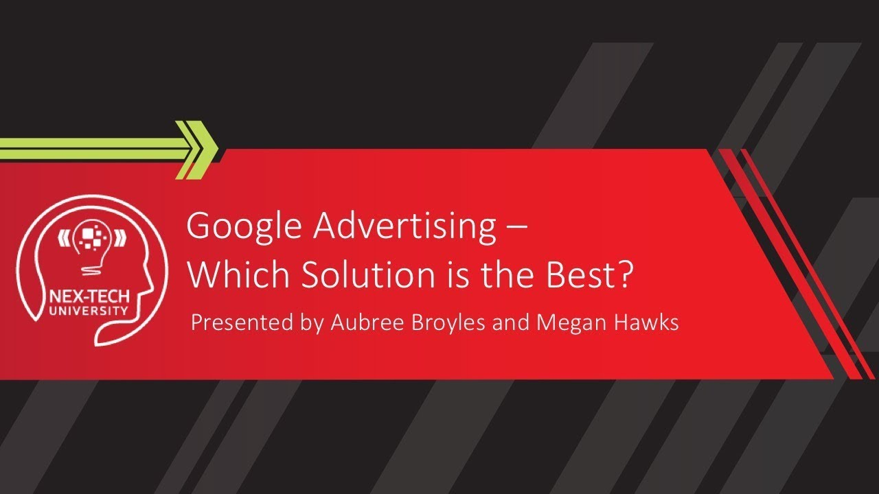 Google Advertising: Which Solution is the Best?