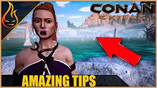Amazing Conan Exiles Tips That Will Help You Be A Pro