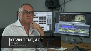 "The A-List — Kevin Tent, ACE, editor of ""Sideways"", ""The Descendants"""