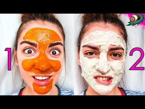 Маска от шрамов на лице