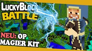Lucky Bedwars Challenge Minecraft Lucky Block Server - Minecraft lucky block jetzt spielen