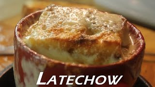 Gambar cover French Onion Soup: Latechow - Episode 68