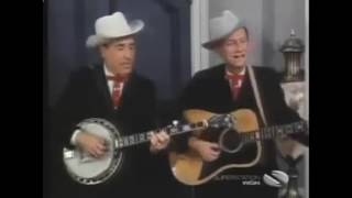 Lester Flatt & Earl Scruggs - Mama, You've Been On My Mind (Beverly Hillbillies)
