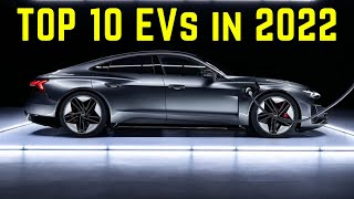 10 Most Anticipated Electric Cars 2021 - 2022
