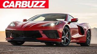 Things that just make sense on the Chevy Corvette Stingray #shorts