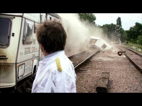 10 Best Caravan Crashes | Top Gear