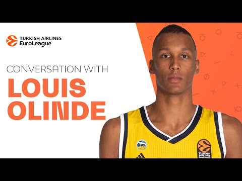 Louis Olinde, ALBA: 'My father inspired me on many different levels'