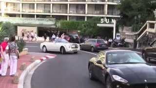 Exotic Cars in Monaco