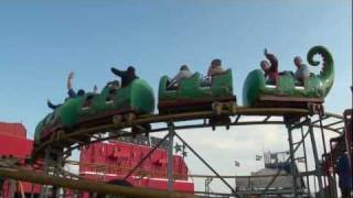 preview picture of video 'Wacky Worm - Coney Beach - TPR UK Trip 2010 - Offride'