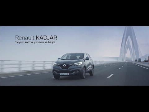 Renault Kadjar Tanıtım Videosu