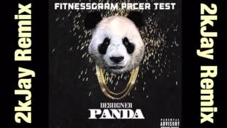Panda X Fitnessgram Pacer Test (2kJay Remix)