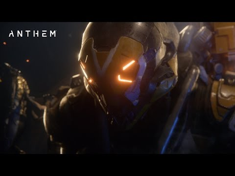 Anthem Origin Key GLOBAL - Video Trailer