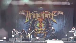 bANG YOUR HEAd - balingen 14.07.2016 Dragonforce - Holding On