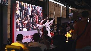 Видео отчёт с Porsche Party