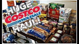 Monthly Grocery Haul + Meal Plan! | FEBRUARY! - YouTube