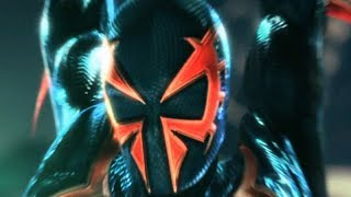 Spider Man 2099 Miguel O'Hara's Story (Shattered Dimensions Game) 4K 60FPS UHD