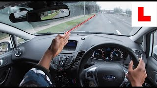 DRIVING REFERENCE POINTS: Positioning in the road and TURNING made easy. 😎