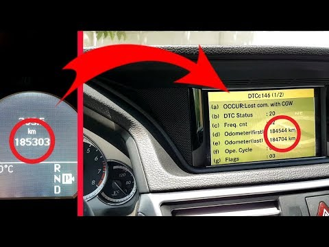 Hidden Function Mercedes W212 / Sign in Engineering Mode on Comand & Hidden Features on Comand
