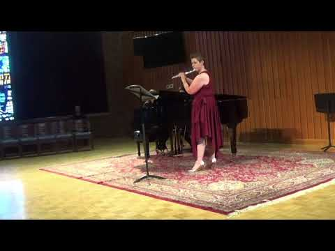 Sonata for Flute and Piano by Paul Hindemith