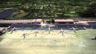 Download Video L'Aile Est pour les long-courriers, prochaine réalisation de votre aéroport MP3 3GP MP4